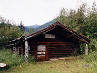 Wiseman Alaska post office