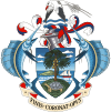 Coat of arms of the Seychelles