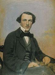 Tom Wills 1857