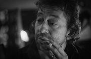 Serge Gainsbourg par Claude Truong-Ngoc 1981