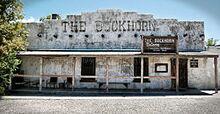 Buckhorn Saloon, Pinos Altos