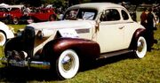 Cadillac Series 37-6027 Sport Coupe 1937