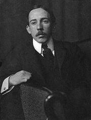 Alberto Santos-Dumont portrait