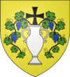 Blason ville fr Vaison-la-Romaine (Vaucluse)