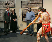 Aboriginal song and dance