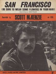 San Francisco (Be Sure To Wear Some Flowers In Your Hair) Sheet Music (1967)