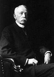 Wellington R. Burt (sitting portrait)