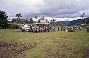 Haia airstrip