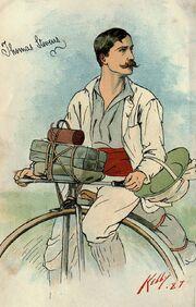 Thomas Stevens bicycle