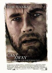 Cast away film poster