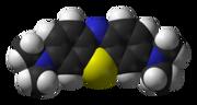 Methylene-blue-ox-3D-vdW