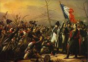 Napoleon returned