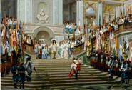 Réception du Grand Condé à Versailles (Jean-Léon Gérôme, 1878)