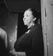 Ethel Waters - William P. Gottlieb