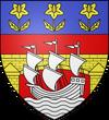Blason ville fr Neuilly-sur-Seine (Hauts-de-Seine)