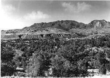 Mogollon Range