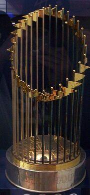 2004 WorldSeries Trophy
