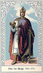 Die deutschen Kaiser Otto der Große