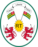 Coat of arms of Togo