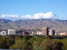 Boise Spring 2007