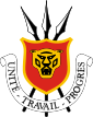 Coat of arms of Burundi