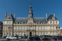 Hôtel de Ville de Reims, Southeast View 20140306 1