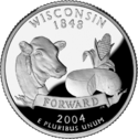 2004 WI Proof