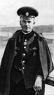 Pyotr Nikolayevich Nesterov