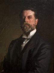 Sargent, John SInger (1856-1925) - Self-Portrait 1907 b