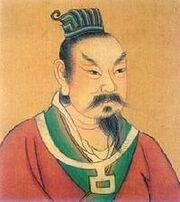 Emperor Taizu of Later Liang Zhu Wen
