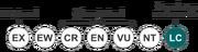 Status iucn3.1 LC et