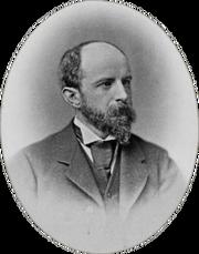 William Notman - Henry Brooks Adams, 1885 (transparent)