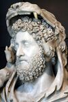 Commodus as Hercules (detail) - Palazzo dei Conservatori - Musei Capitolini - Rome 2016