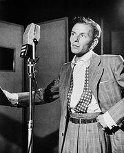 Frank Sinatra by Gottlieb c1947- 2