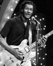 Chuck Berry Midnight Special 1973