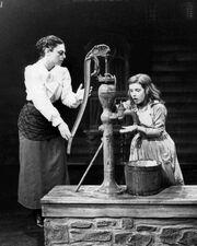 Anne Bancroft Patty Duke Miracle Worker 1 1960
