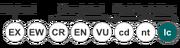 Status iucn2.3 LC et