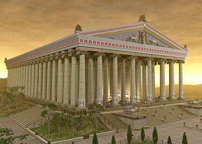 Artemis templex