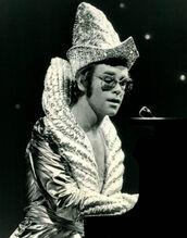 Elton john cher show 1975