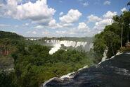 Iguacu Falls Argentine side