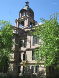 Lawrence county south dakota courthouse