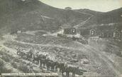 Famous Nevada Hills Gold Mine
