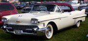 Cadillac Series 62 Convertible 1958