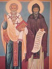 Cyril Methodius25K