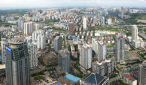 Nanning, Tower view