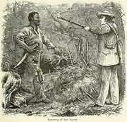 Nat Turner captured