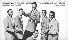 The Flamingos 1959