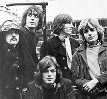 Pink Floyd - all members
