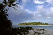 Fualifeke Islet, Funafuti Atoll