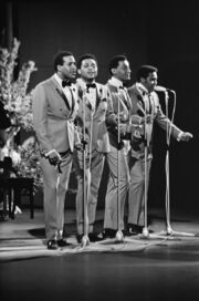 Grand Gala du Disque Populaire 1968 - The Four Tops 1